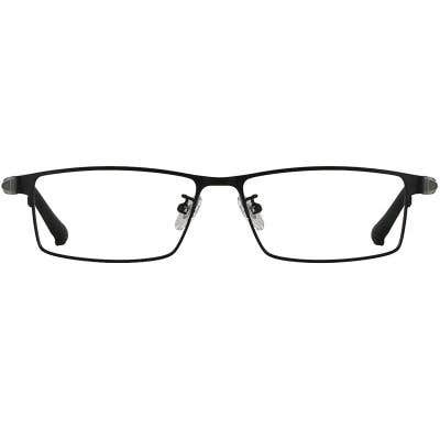 Rectangle Eyeglasses 137129-c
