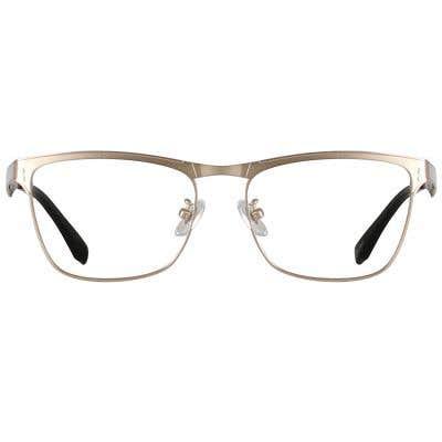 Rectangle Eyeglasses 137149-c