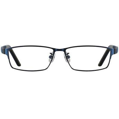 Rectangle Eyeglasses 137170-c