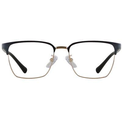 Rectangle Eyeglasses 137187