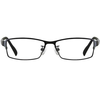 Rectangle Eyeglasses 137191-c