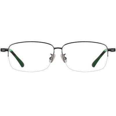 Rectangle Eyeglasses 137201-c