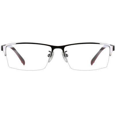 Rectangle Eyeglasses 137212-c