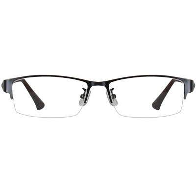 Rectangle Eyeglasses 137290-c