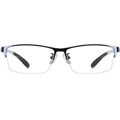 Rectangle Eyeglasses 137312-c