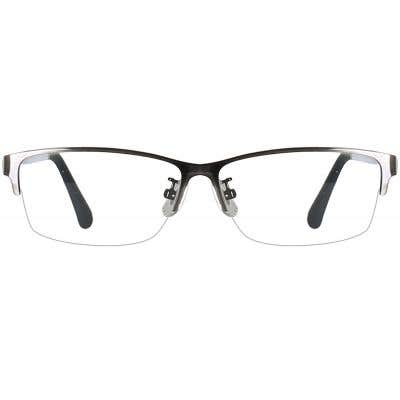 Rectangle Eyeglasses 137320-c