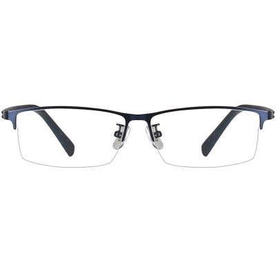 Rectangle Eyeglasses 137346-c