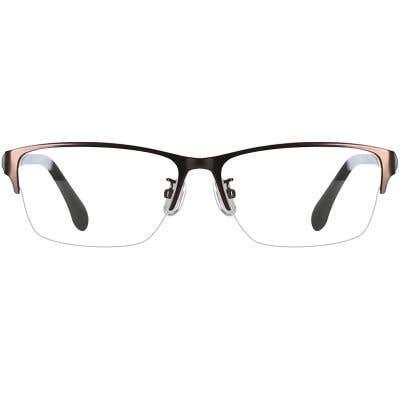Rectangle Eyeglasses 137352-c