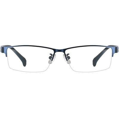 Rectangle Eyeglasses 137364-c