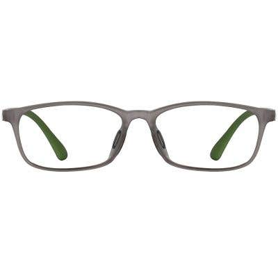 Rectangle Eyeglasses 137428-c