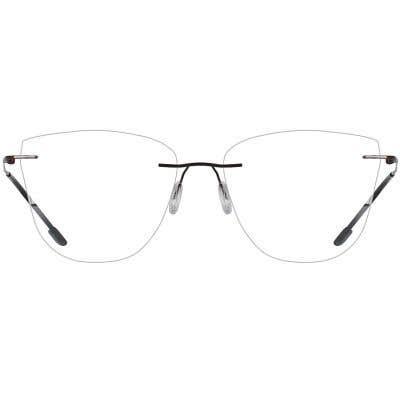 Rimless Eyeglasses 137447-c