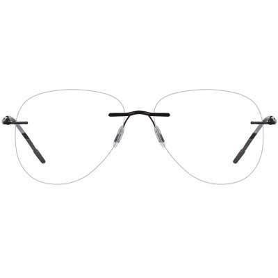 Rimless Eyeglasses 137454-c