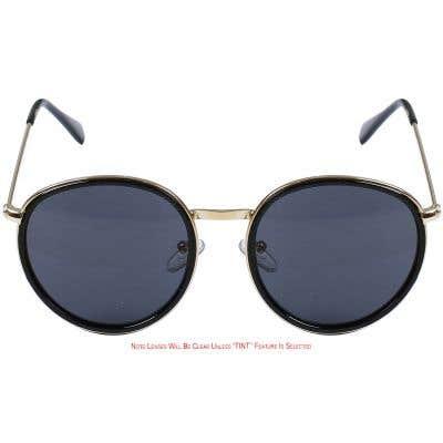 Round Eyeglasses 137475-c