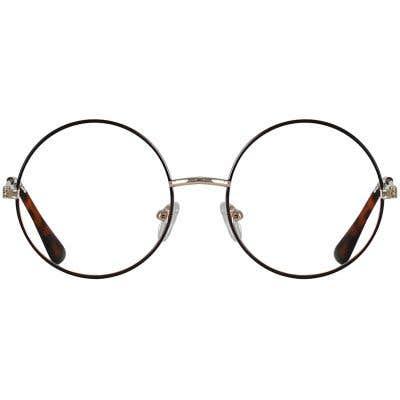 Round Eyeglasses 137481-c