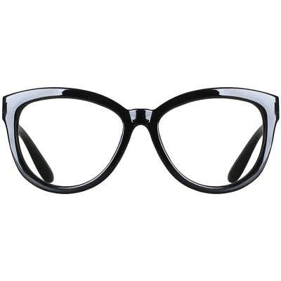 Cat-Eye Eyeglasses 137509