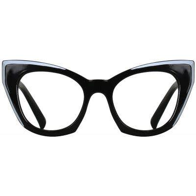 Cat-Eye Eyeglasses 137523