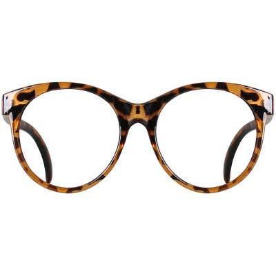 Round Eyeglasses 137534