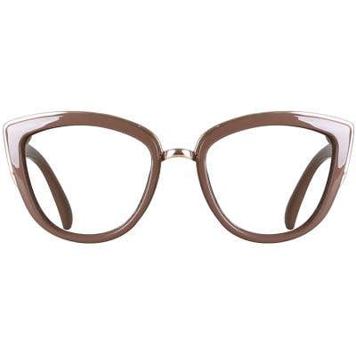 Cat Eye Eyeglasses 137547