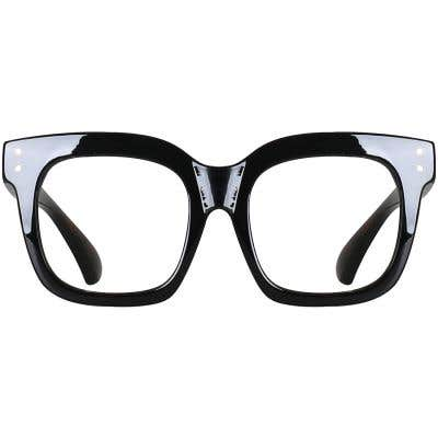 Rectangle Eyeglasses 137553