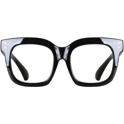Rectangle Eyeglasses 137553