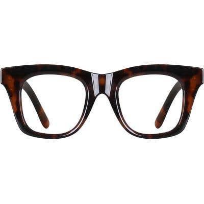 Rectangle Eyeglasses 137555