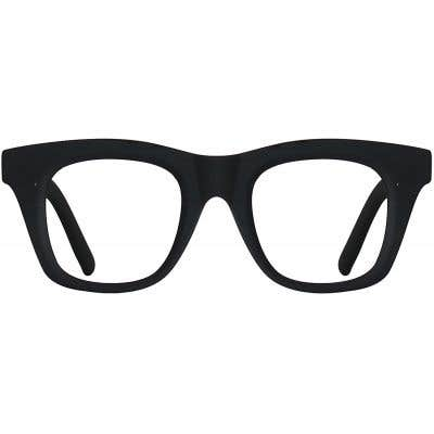 Rectangle Eyeglasses 137559