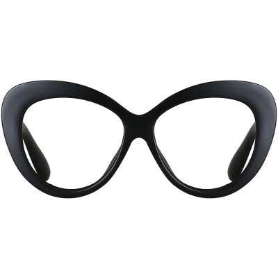 Cat Eye Eyeglasses 137561