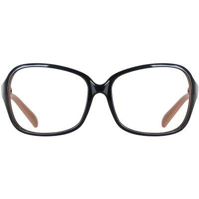 Rectangle Eyeglasses 137566