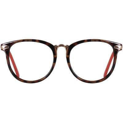 Round Eyeglasses 137572