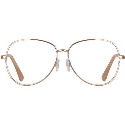 Rectangle Eyeglasses 137574