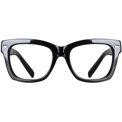 Rectangle Eyeglasses 137589