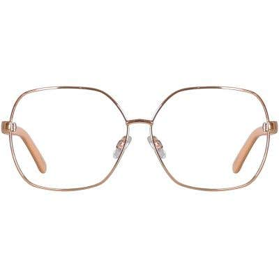 Rectangle Eyeglasses 137597