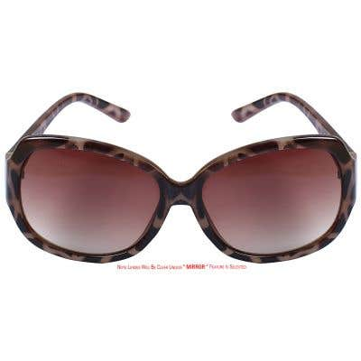 Rectangle Eyeglasses 137695