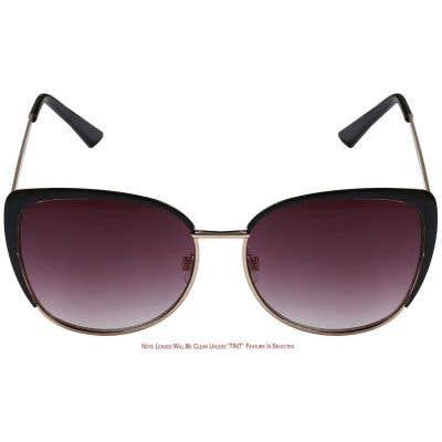 Cateye Eyeglasses 137777-c