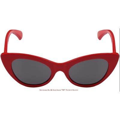 Cateye Eyeglasses 137783-c