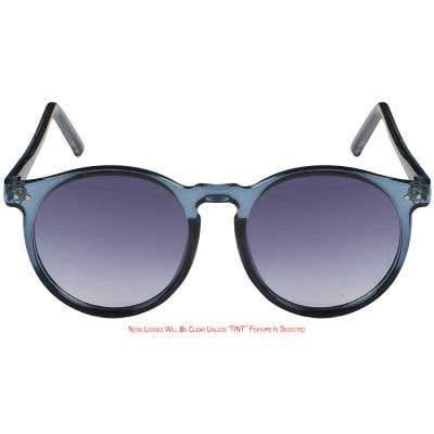 Round Eyeglasses 137869