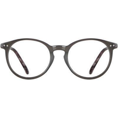 Round Eyeglasses 137889