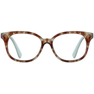 Rectangle Eyeglasses 137891