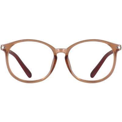 Round Eyeglasses 137904-c