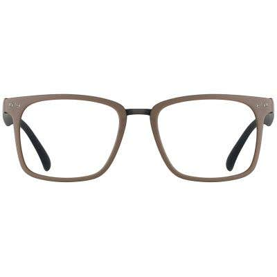 Rectangle Eyeglasses 137955