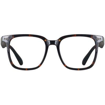 Rectangle Eyeglasses 137958