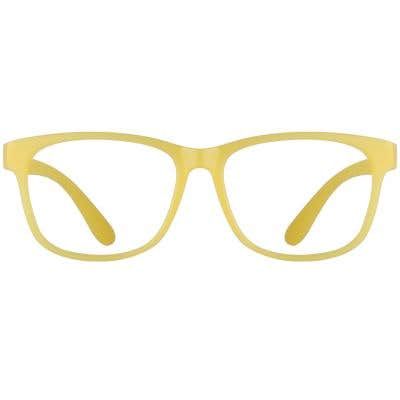 Rectangle Eyeglasses 137966