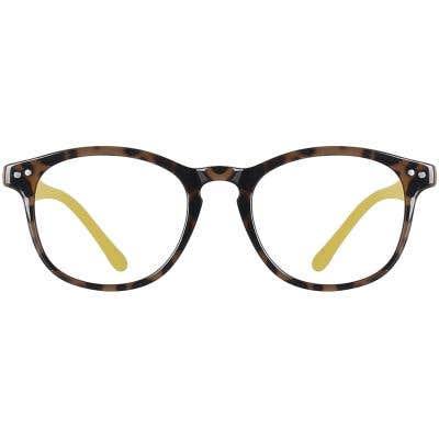 Rectangle Eyeglasses 137969