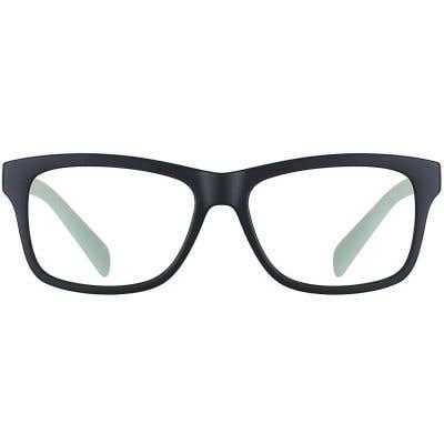 Rectangle Eyeglasses 137984