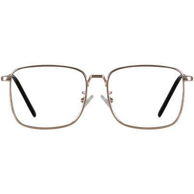 Rectangle Eyeglasses 138009