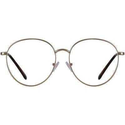 Round Eyeglasses 138029