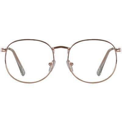 Round Eyeglasses 138033