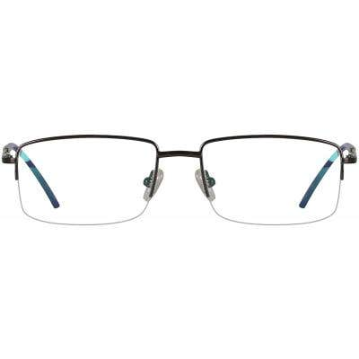 Rectangle Eyeglasses 138046