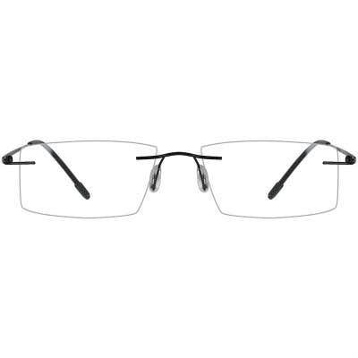 Rimless Eyeglasses 138052