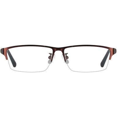 Rectangle Eyeglasses 138061